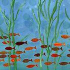 48 Goldfish by energymagic