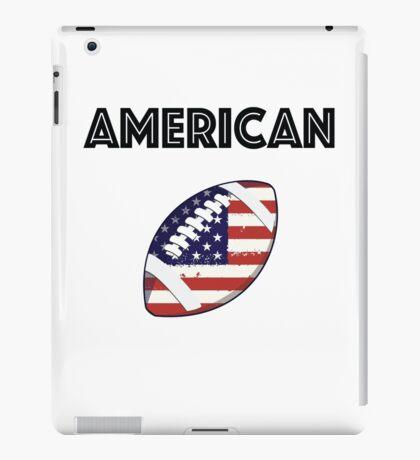 American Football iPad Case/Skin