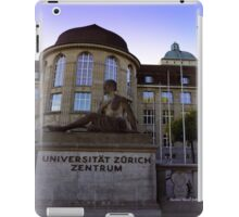 Zurich University iPad Case/Skin