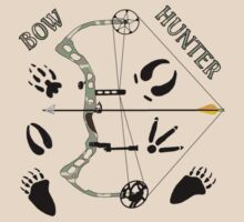 """""""Bow Hunter"""" Gifts & Apparel by Sandy O'Toole"""