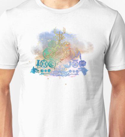 multifandom v4 Unisex T-Shirt