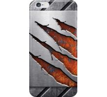 Clawed Steel iPhone Case/Skin
