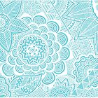 White pattern design by kintija