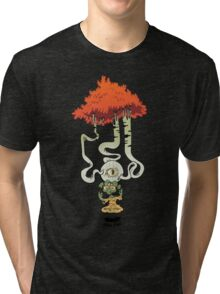 There's Something In My Third Eye Tri-blend T-Shirt