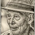 The old Man by Dr. Harmeet Singh