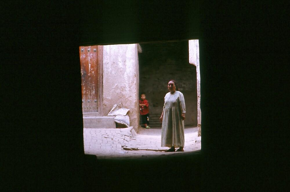 Alleys of Silence II by Nick Humphreys