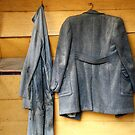 10.11.2014: Old Coat and Dirty overalls by Petri Volanen