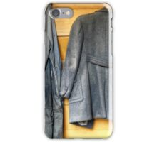 10.11.2014: Old Coat and Dirty overalls iPhone Case/Skin