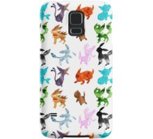 Eeveelutions // Together Samsung Galaxy Case/Skin