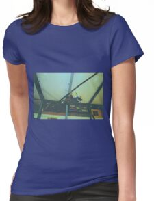 HTL Sioux Helicopter Womens Fitted T-Shirt