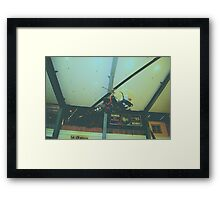 HTL Sioux Helicopter Framed Print