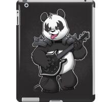 Heavy Metal Panda iPad Case/Skin