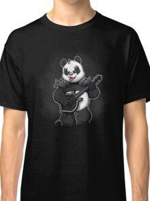 Heavy Metal Panda Classic T-Shirt