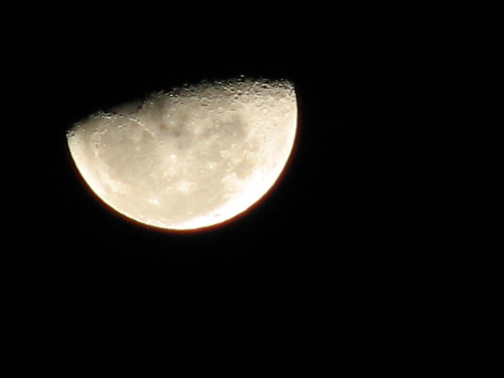 Mysterious Moon by melissa sipek