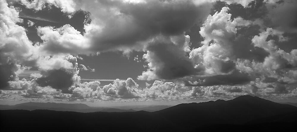 Mountain View by John Barratt