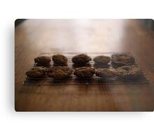 Cooling Cookies Metal Print