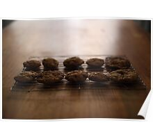 Cooling Cookies Poster