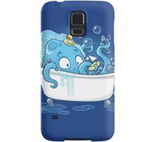 Kracken Bath Samsung Galaxy Case/Skin