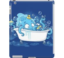 Kracken Bath iPad Case/Skin