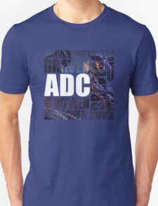Draven is the only ADC - Alternate Unisex T-Shirt