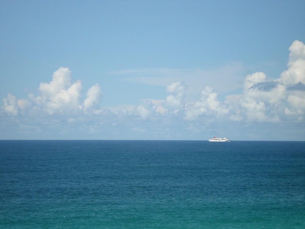 at sea by shhe