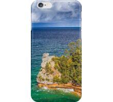Miner's Castle at Pictured Rocks iPhone Case/Skin