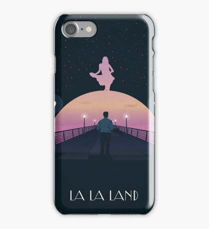 La La Land Poster  iPhone Case/Skin