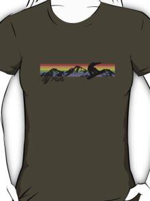 Off Piste Snowboarding T-Shirt