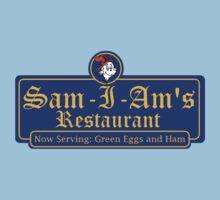 Sam-I-Am's Baby Tee