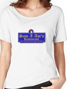 Sam-I-Am's Women's Relaxed Fit T-Shirt