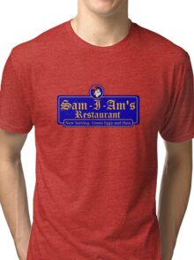 Sam-I-Am's Tri-blend T-Shirt