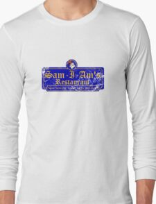 Sam-I-Am's Distressed Long Sleeve T-Shirt