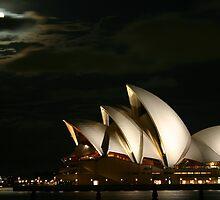Harbour Moon by Joel  Haldane