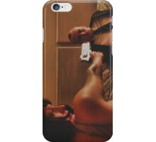 Lola and The Obstacle iPhone Case/Skin