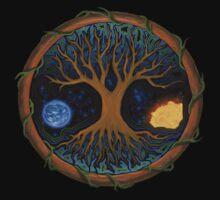 Astral Tree of Life Kids Tee