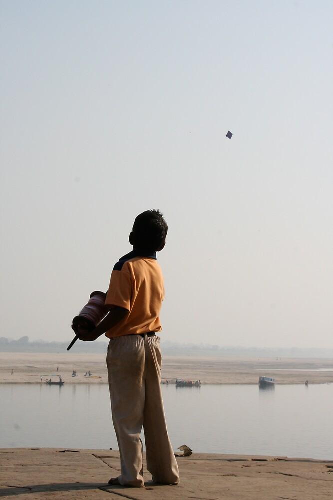 Ganges Flyer by Dan Weston