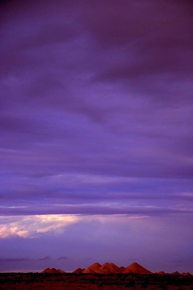 Minestorm by Michael Bailey