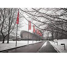 Berlin Haus der Kulturen der Welt Photographic Print