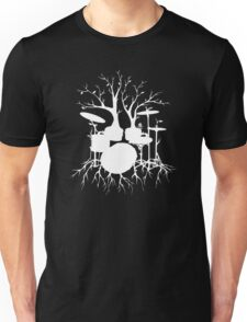 """""""Live the Beat to the Tempo of Creation"""" ~ drum art , version1 Unisex T-Shirt"""