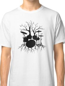 """Live the Beat to the Tempo of Creation"" ~ drum art, version2 Classic T-Shirt"