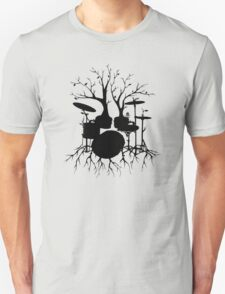 """""""Live the Beat to the Tempo of Creation"""" ~ drum art, version2 Unisex T-Shirt"""