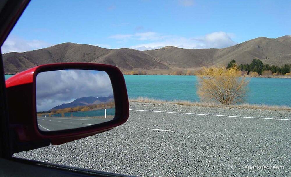 Rear View Mirror by sparkysdream