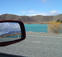 Rear View Mirror by sparkysdream