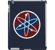 The Big Bang Party Distressed iPad Case/Skin