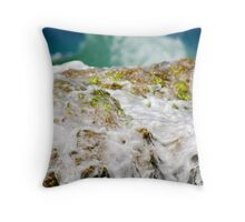 """""""Champagne Pools"""" Throw Pillow"""