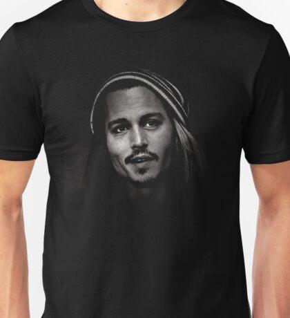 Johny Depp Unisex T-Shirt