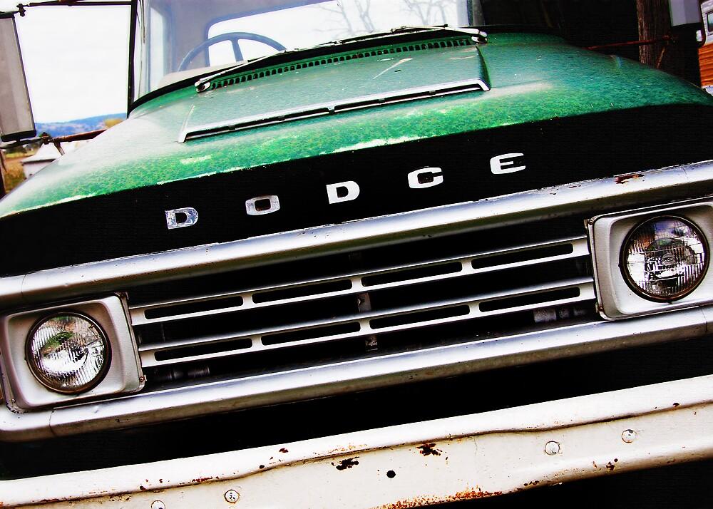 Dodgy Dodge Truck by JenStocks