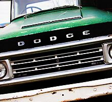 Dodgy Dodge Truck by JenStocks