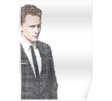 Thomas William Hiddleston Poster