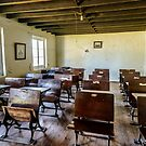 Class Room by Werner Padarin